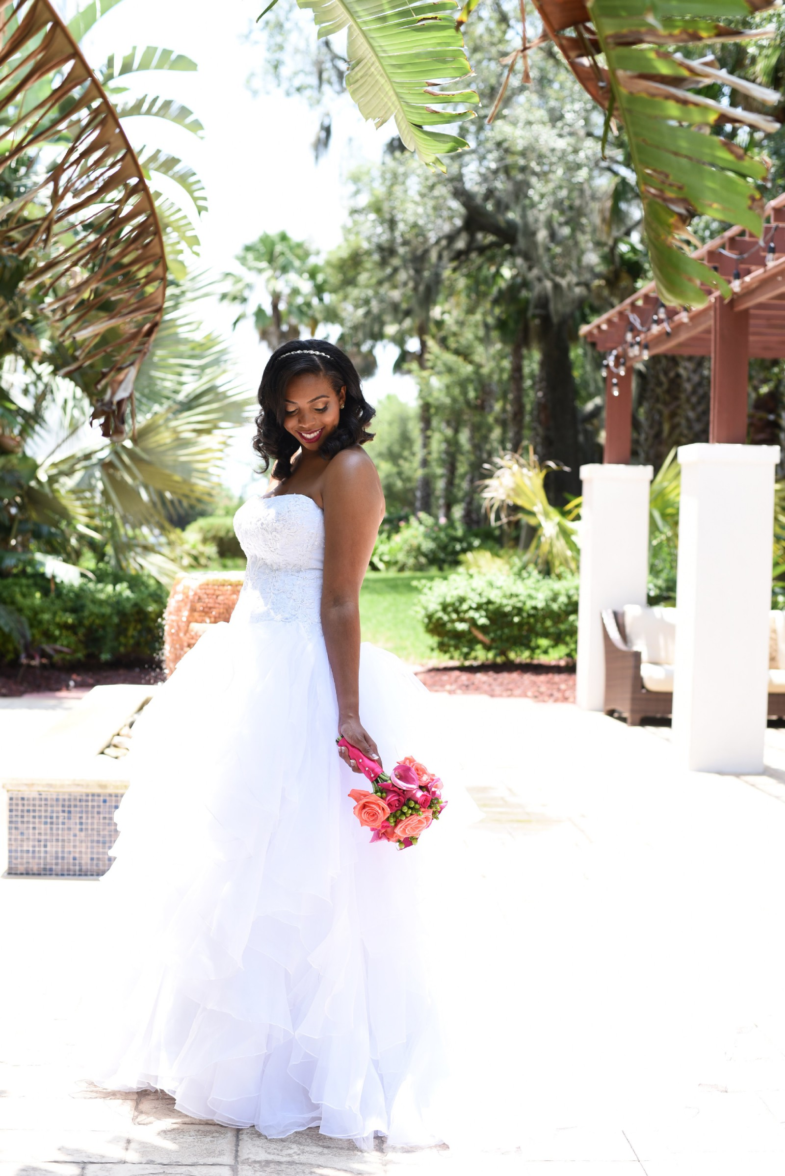 9999e5d9f1808 Oleg Cassini CWG568 Second Hand Wedding Dress on Sale 76% Off - Stillwhite  South Africa