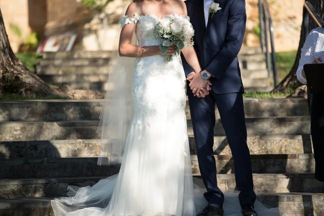 Caleche Bridal House Daniella & Breanna Sleeves