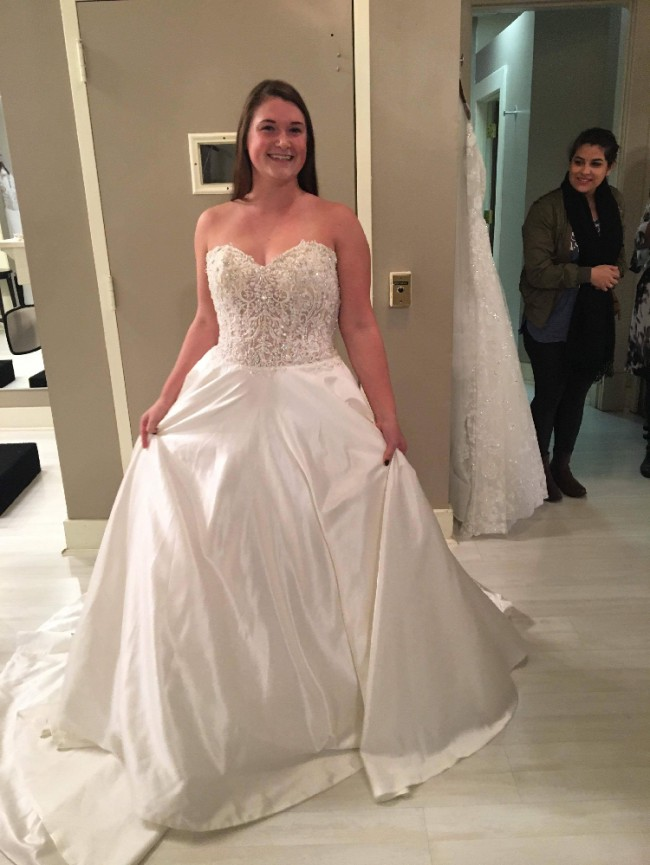 Randy Fenoli, Ball Gown