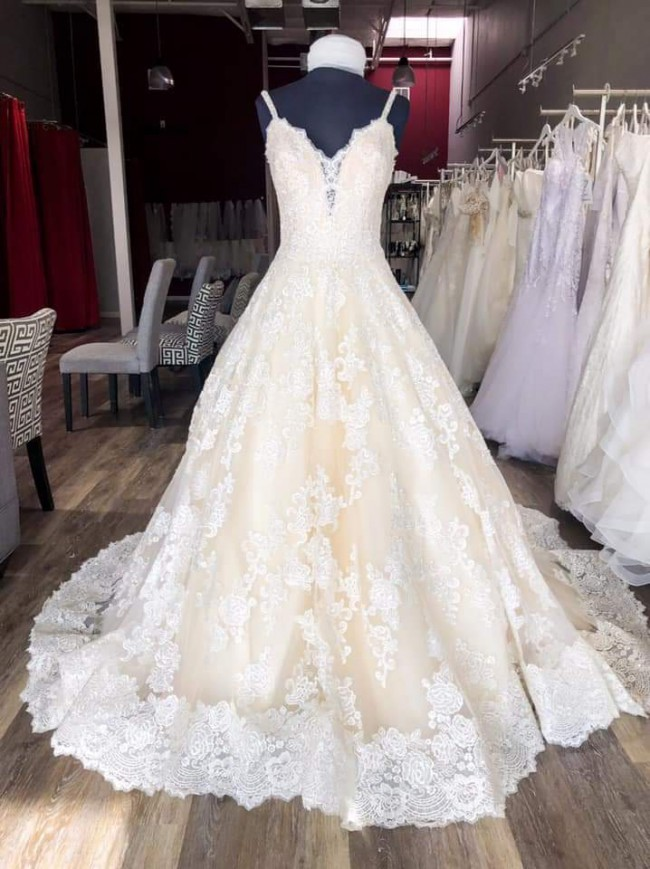 Allure Bridals 9466