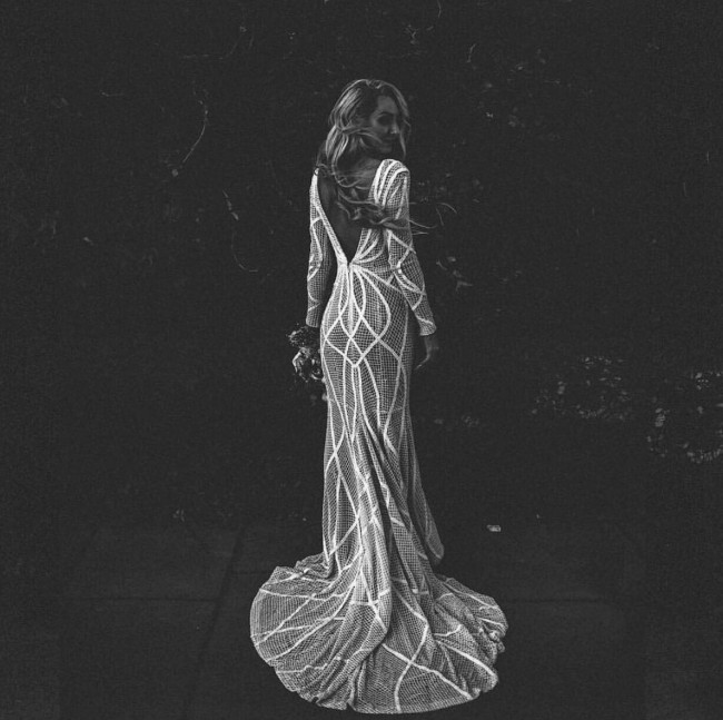 Rachel Gilbert Isabel Gown