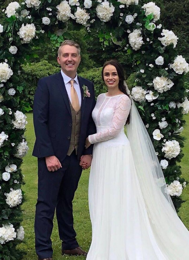 Maggie Sottero Deirdre Used Wedding Dress On Sale 40 Off