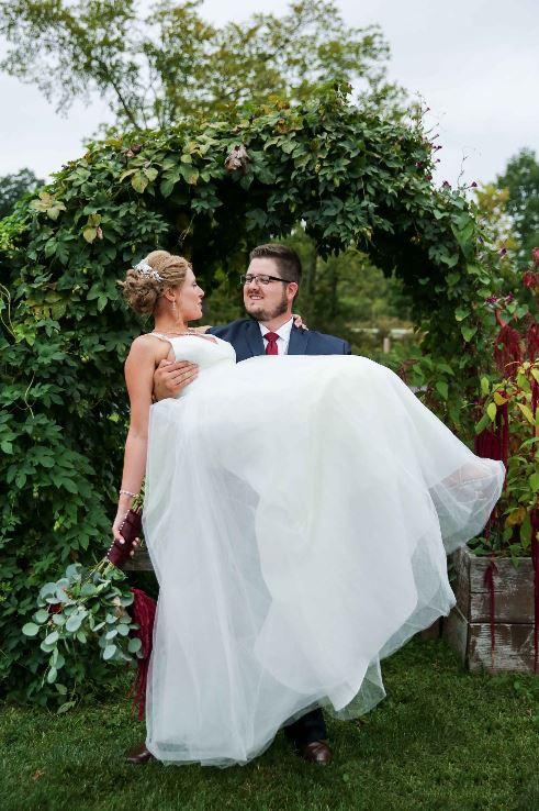 David's Bridal WG3843