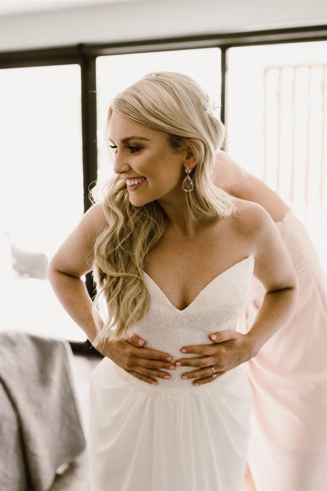 Karen Willis Holmes Bespoke Gown