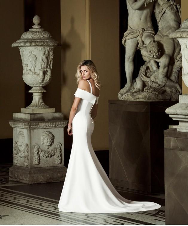 Caroline Castigliano Manhattan Gown