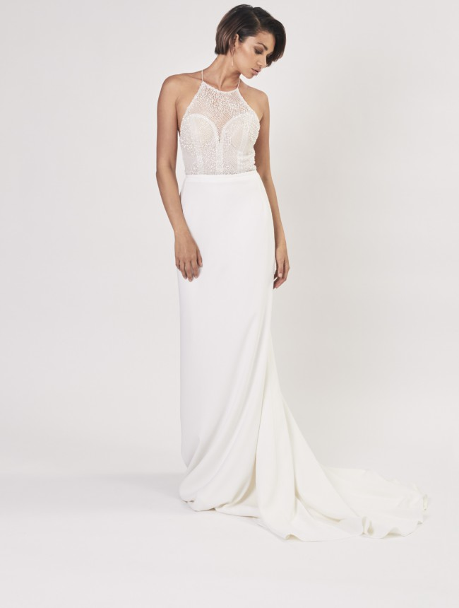 Mira Mandic, Cleo gown