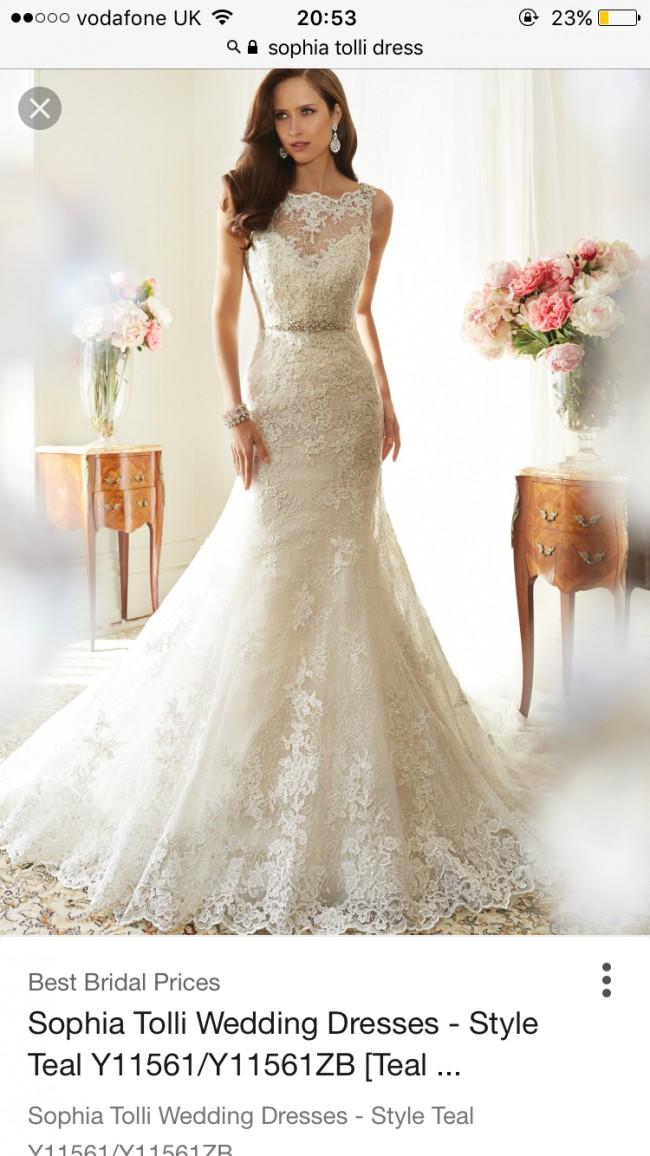 Sophia Tolli Dresses