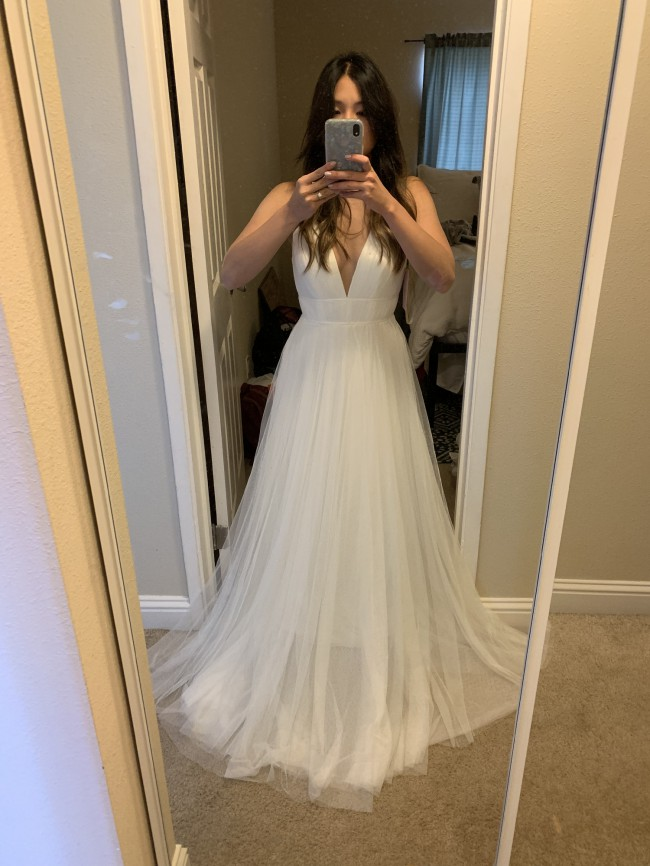 BHLDN Jenny Yoo Sarita Dress