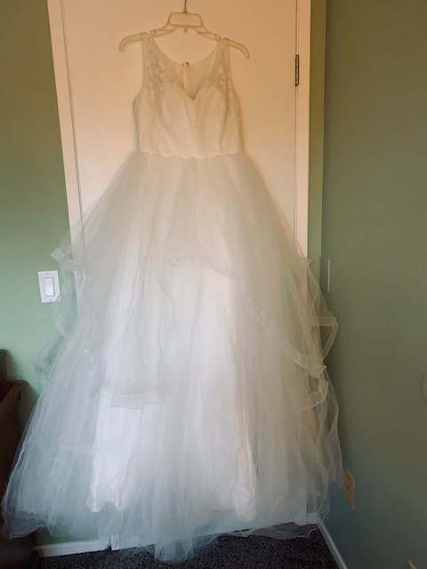 Ball Gown Custom Made