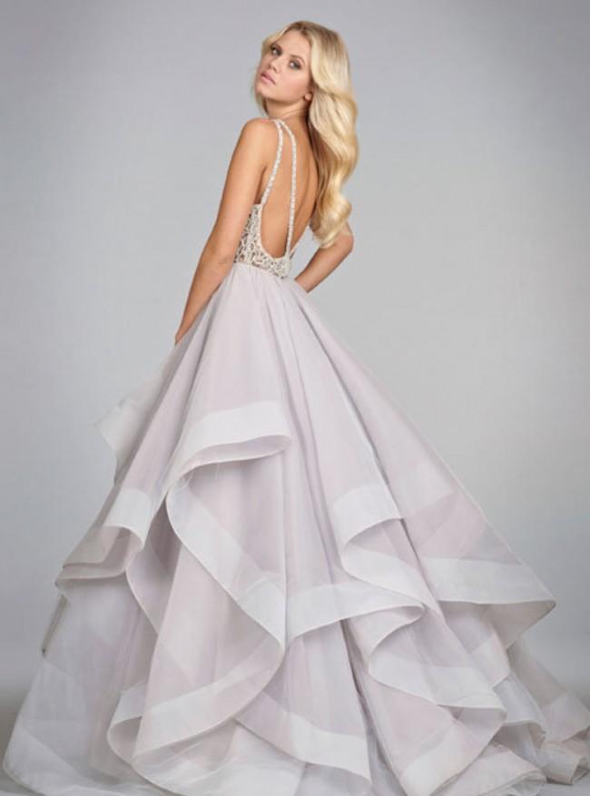 Hayley Paige Dori gown