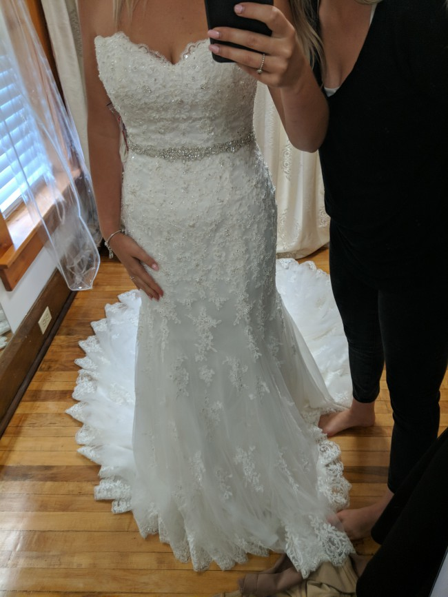 Maggie Sottero, Tracey