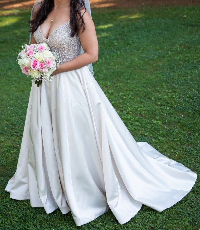 Beloved By Casablanca Bridal, Casablanca Bridal Gown Arielle / 2347
