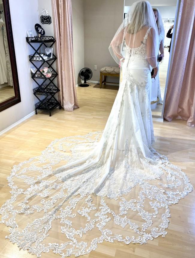 Allure Bridals Style: C574