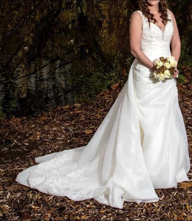 Sophia Tolli Used Wedding Dress On Sale