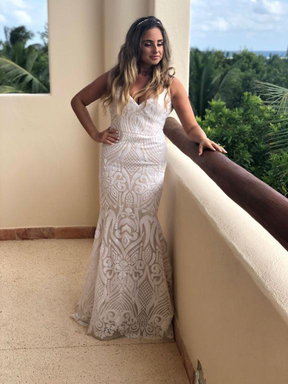 Hayley Paige West Gown