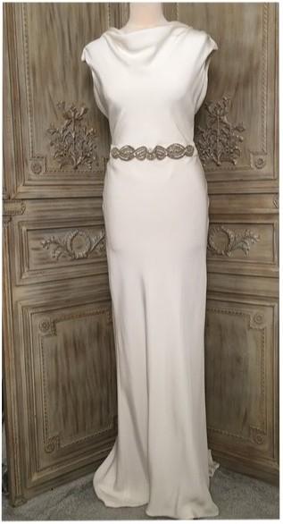 Sabina Motasem Isadora Dress