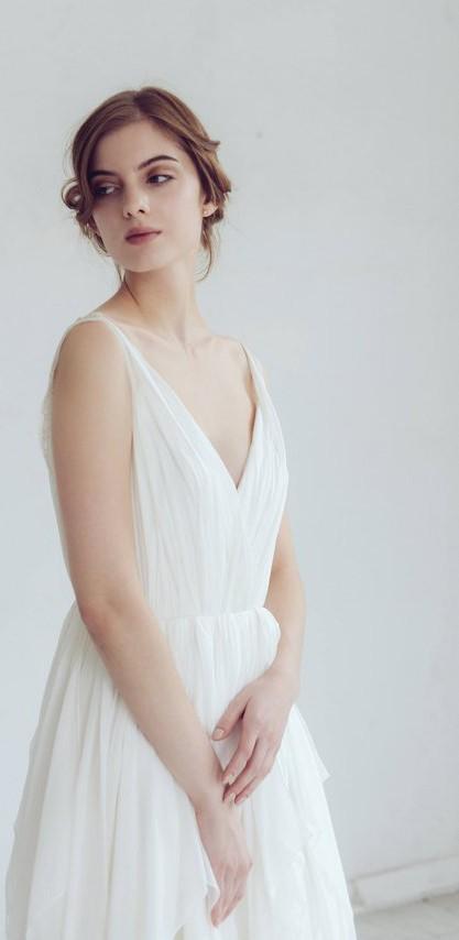 MYWONY, Custom Made - Amalthea gown with Aura skirt
