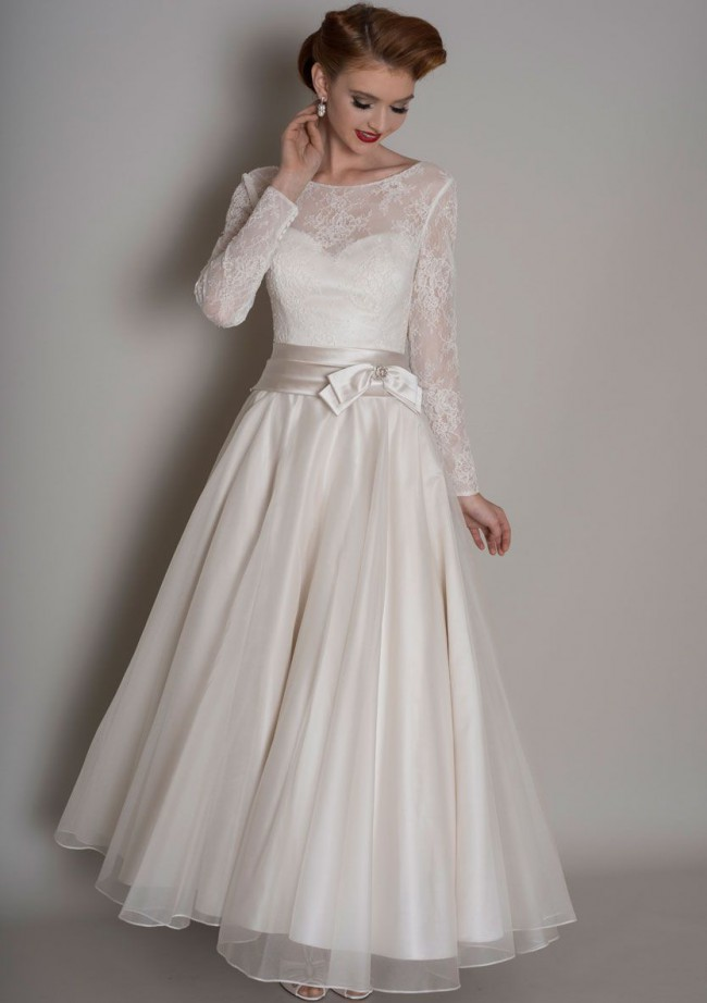 Loulou Bridal Blanche