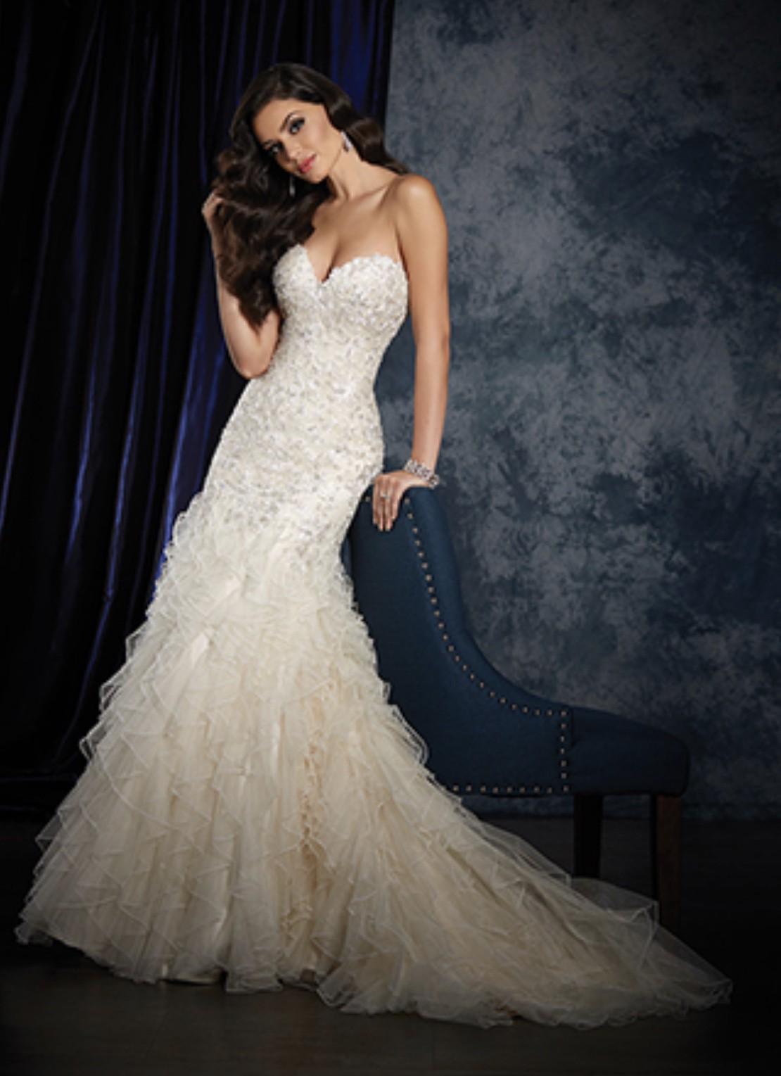 b54755a5d8 Alfred Angelo Wedding Dresses  Designer Wedding Dress