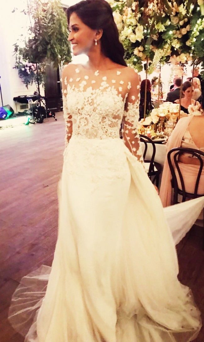 Zuhair Murad Wedding Dress.Zuhair Murad Dorothy Spring 2018 Collection Wedding Dress On Sale 58 Off