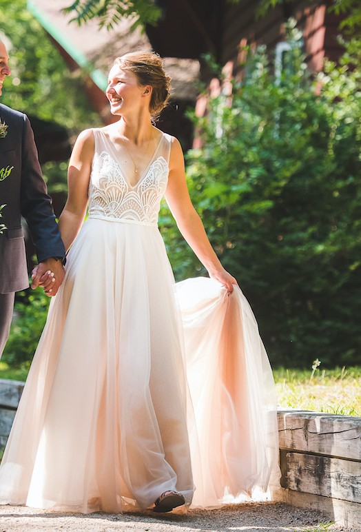 Made With Love Harlie with tulle skirt