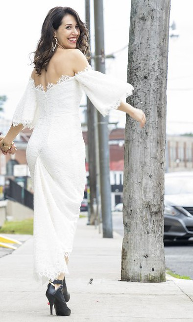 Nicole Miller, Bell Bridal Gown
