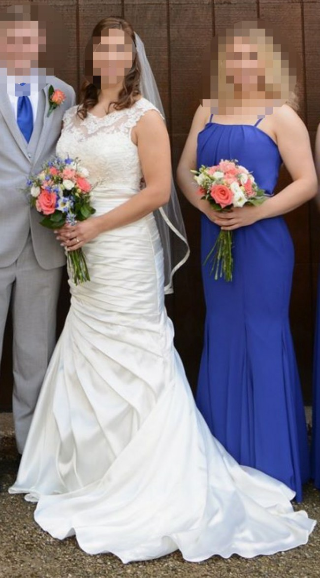 Sincerity Bridal Style Number 3666