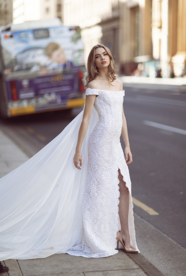 Caleche Bridal House Toronto Style Number:OCA677T