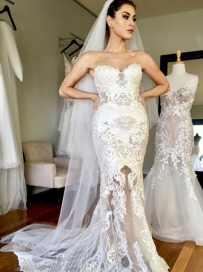 Blinova Bridal, Mermaid