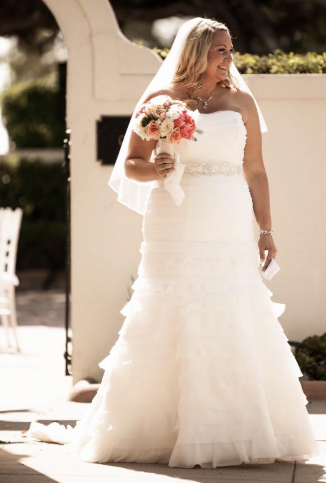 Bonny Bridal 1201 Preloved Wedding Dress On Sale 56 Off Stillwhite