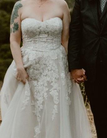 David's Bridal, WG3861