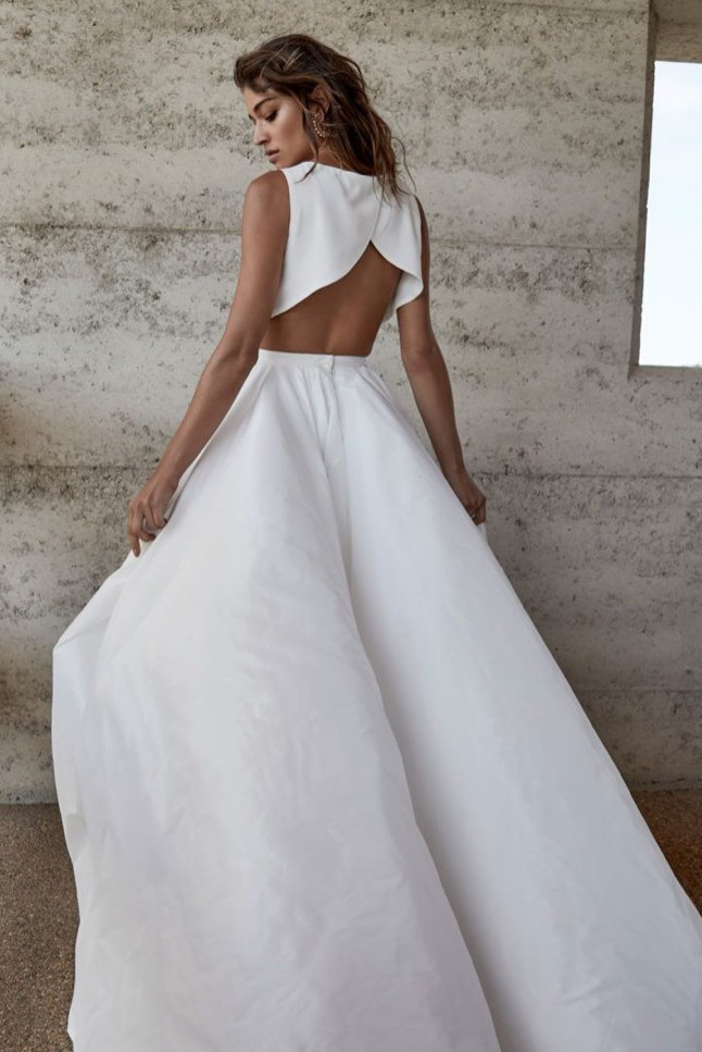 One Day Bridal Lo Top & Parker Skirt
