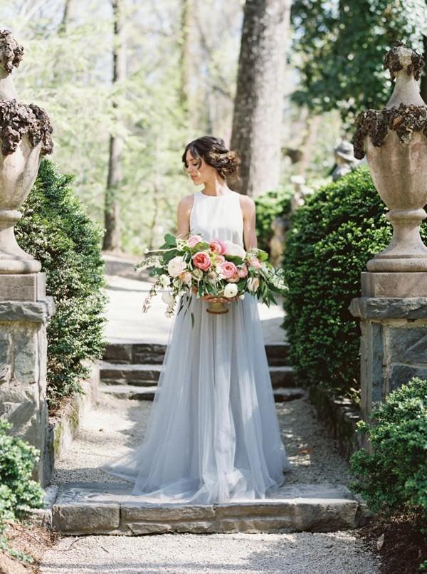Language In 45 And 47 Stella Street: Alexandra Grecco Mila Top & Tya Skirt New Wedding Dress On