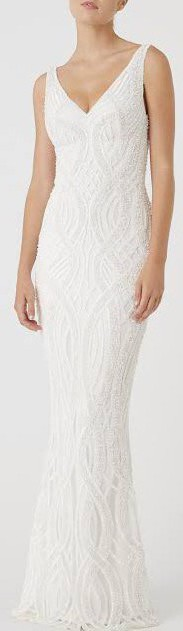 Rachel Gilbert Zahava gown - ivory size 0