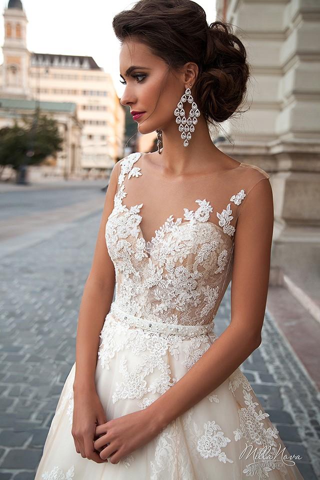 Milla Nova Wedding Dresses.Milla Nova Jeneva Wedding Dress On Sale 58 Off