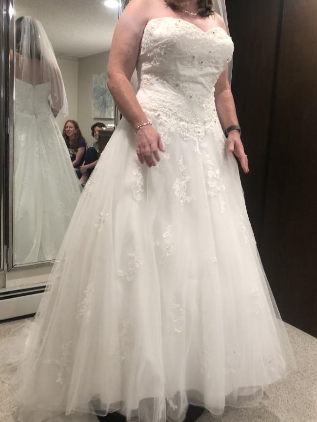 Sincerity Bridal 3801