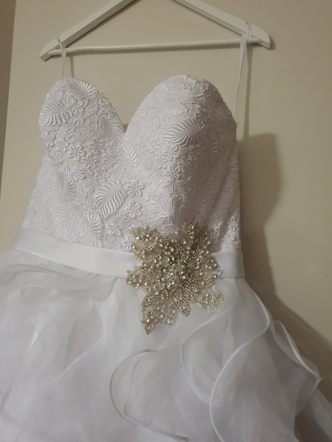 Allure Bridals, 8955WHS