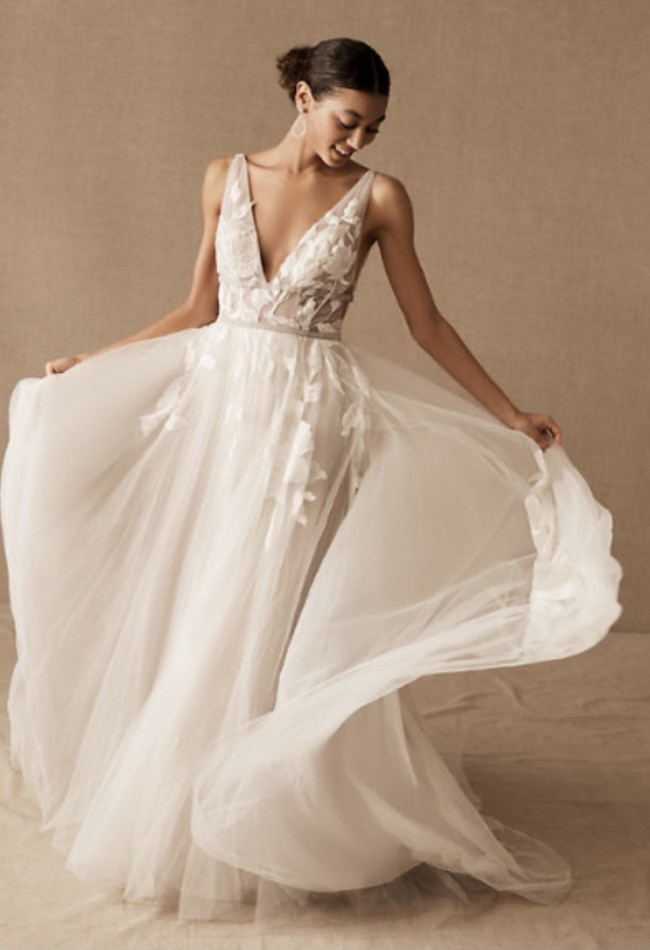 BHLDN Willowby by Waters Hearst Gown