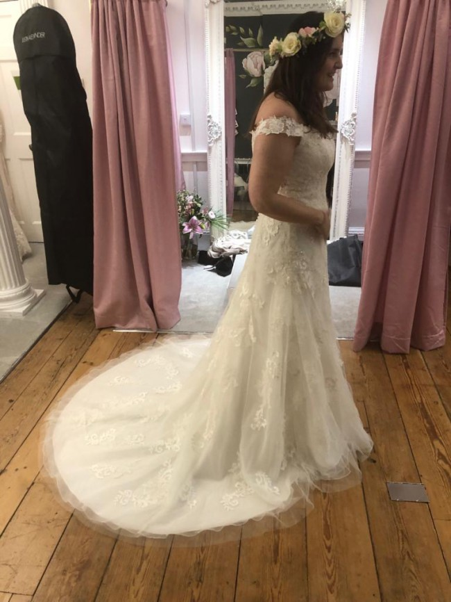 Sincerity Bridal 44075