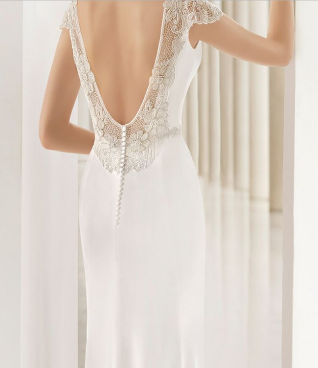 Rosa Clara Watt New Wedding Dress On Sale 46% Off