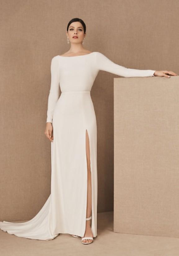 Amy Kuschel Redding Gown (Never Worn)