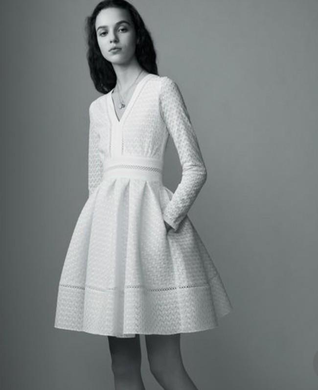 21129003e9d9 Maje Rossignol New Wedding Dress on Sale 50% Off - Stillwhite Australia