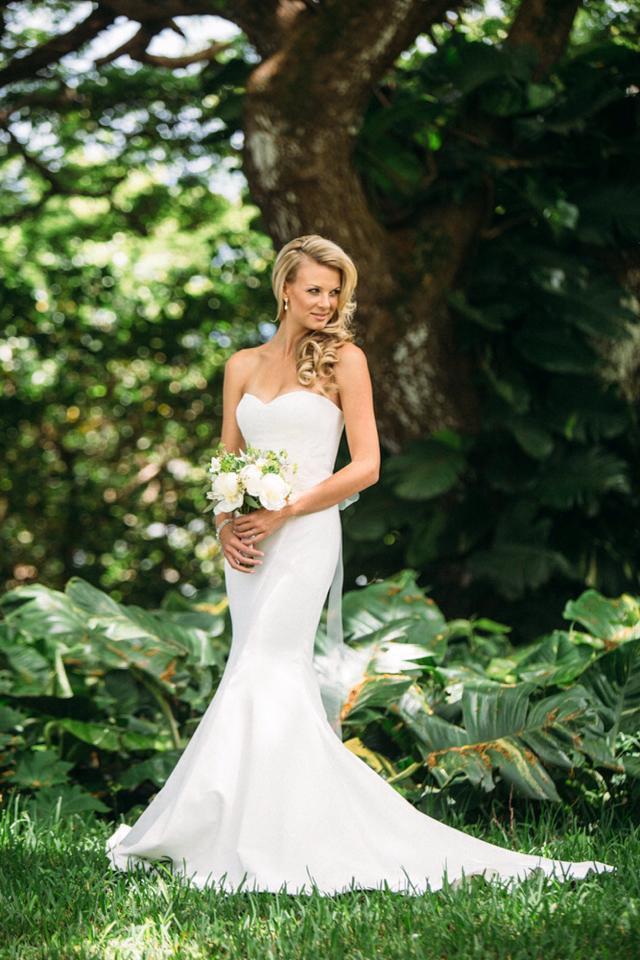 Nicole Miller Dakota Used Wedding Dress