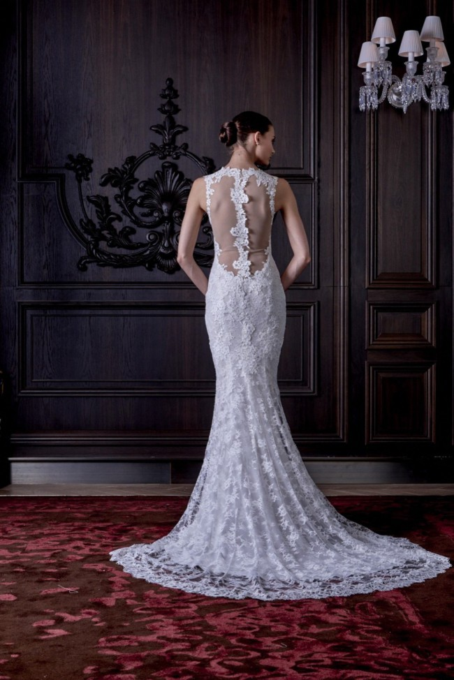 Monique Lhuillier, L'Amour Gown