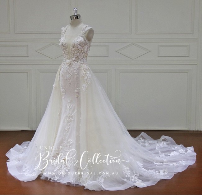 Unique Bridal Collection Narelle