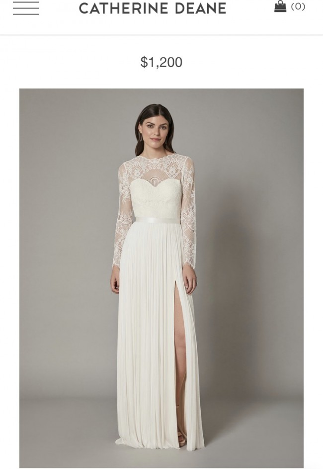 BHLDN Catherine Deane Nola