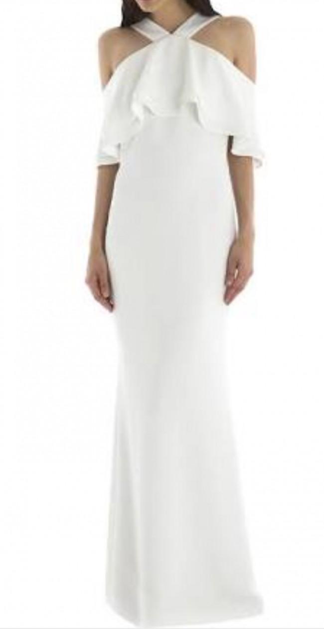 Carla Zampatti Alabaster La Vie Boheme Gown