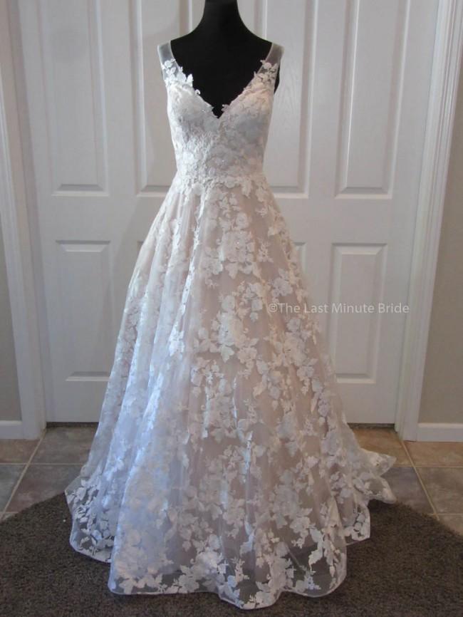 The Last Minute Bride Candice