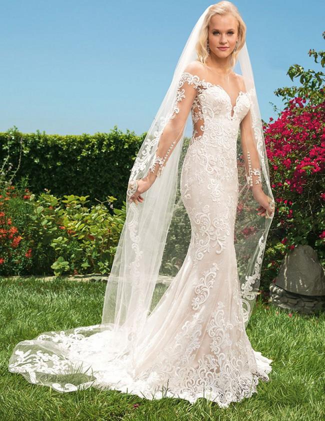 Casablanca Bridal Madelyn 2356