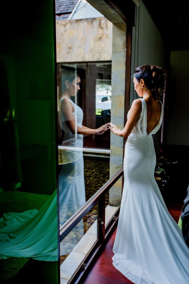 864d14b8c3c2 La Sposa Palpito Second Hand Wedding Dress on Sale 57% Off ...